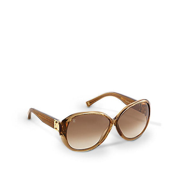Louis Vuitton Soupçon Oversize Sunglasses