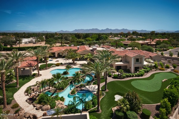 Luxury Paradise Valley Estate in Arizona-1
