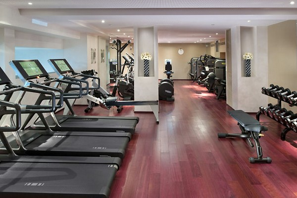 Mandarin Oriental Paris Hotel Fitness Centre photo