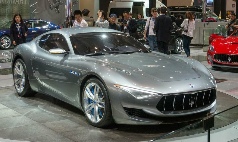 Concept Cars Shine At Auto China 2016 1 Chinadaily Com Cn: Top 10 Most Expensive Sports Cars For 2016
