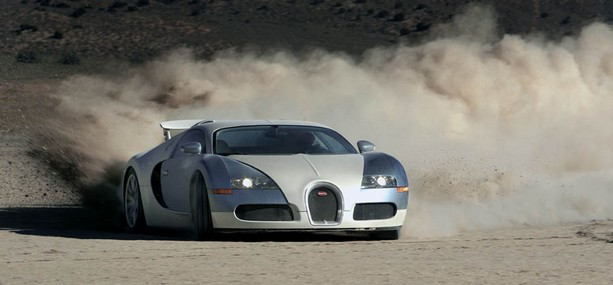 Million Dollar Luxury Hypercars - Bugatti Veyron