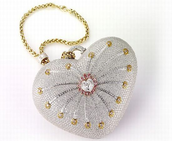 Most Expensive Purses in the World - 1. 1001 Nights Diamond Purse