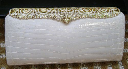 Most Expensive Purses in the World - 4. Lana Mark's Cleopatra Bag