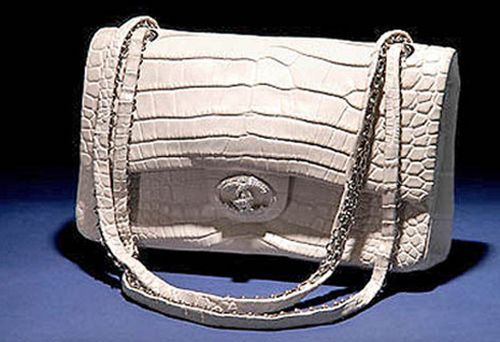 Most Expensive Purses in the World - 7. Chanel's 'Diamond Forever' Bag