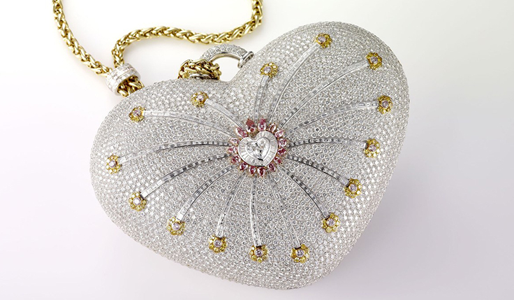Mouawad 1001 Nights Diamond Purse ($3.8 Million)