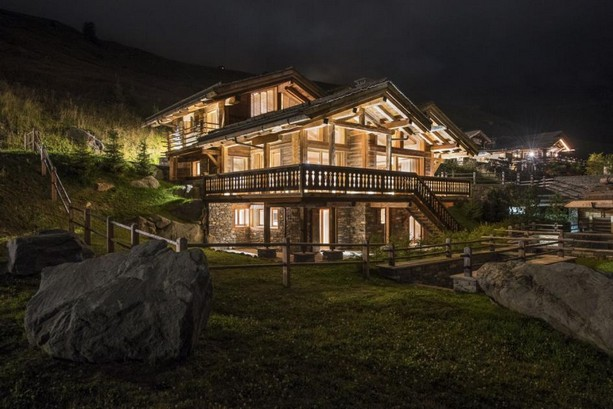 Sirocco luxury chalet (Verbier, Switzerland) 23
