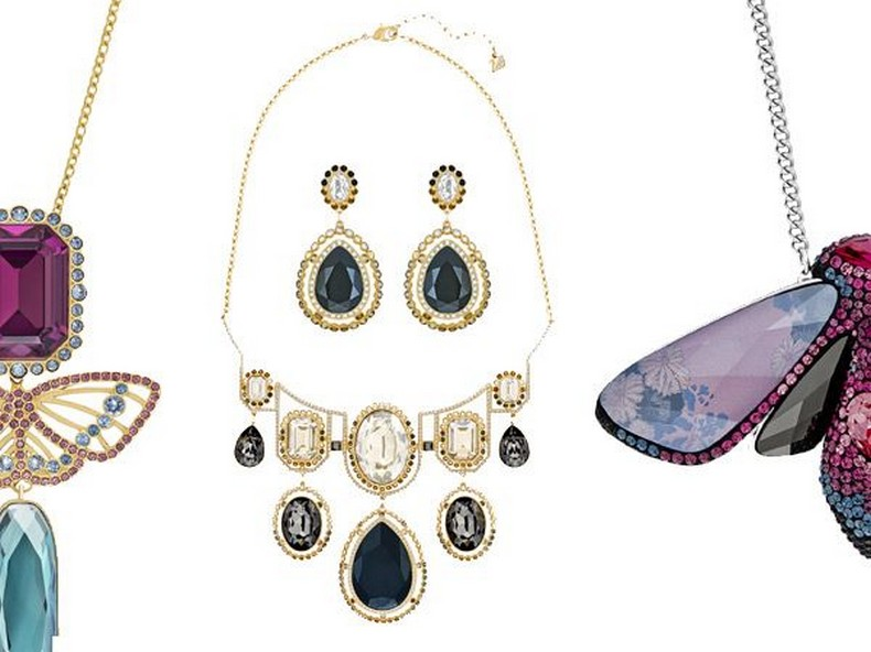 Swarovski's Fall-Winter 2015-16 Collection is Inspired by the Winter Gardens