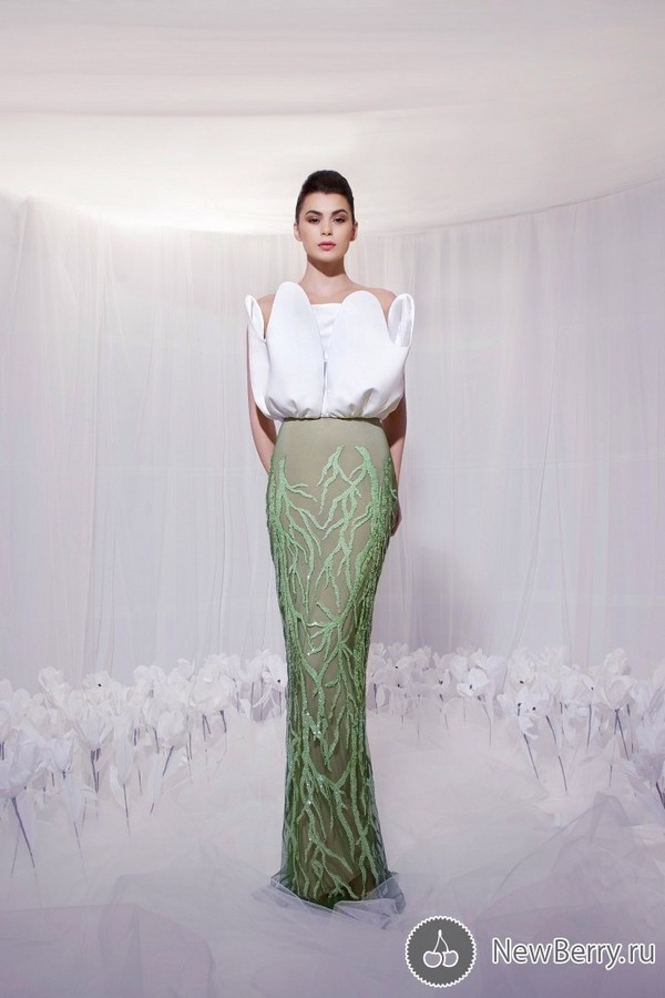 Tarek Sinno Haute Couture Spring-Summer 2014 Collection-14