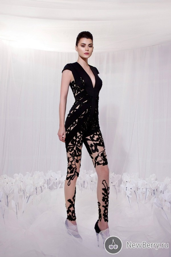 Tarek Sinno Haute Couture Spring-Summer 2014 Collection-17