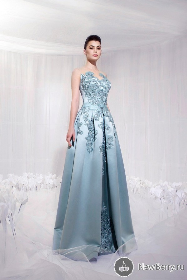 Tarek Sinno Haute Couture Spring-Summer 2014 Collection-2