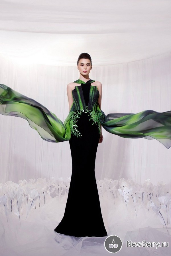 Tarek Sinno Haute Couture Spring-Summer 2014 Collection-22