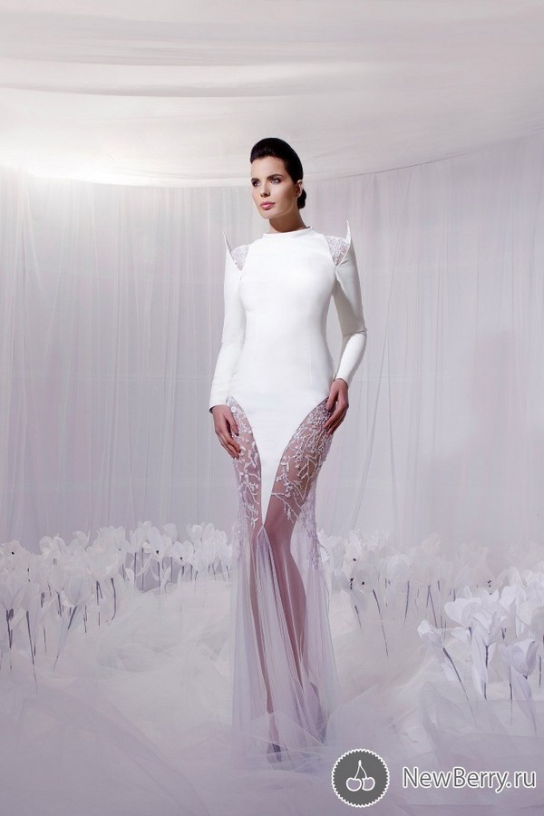 Tarek Sinno Haute Couture Spring-Summer 2014 Collection-23