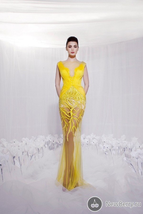 Tarek Sinno Haute Couture Spring-Summer 2014 Collection-24
