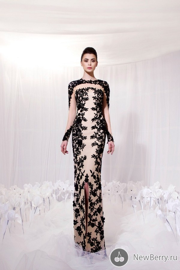 Tarek Sinno Haute Couture Spring-Summer 2014 Collection-27