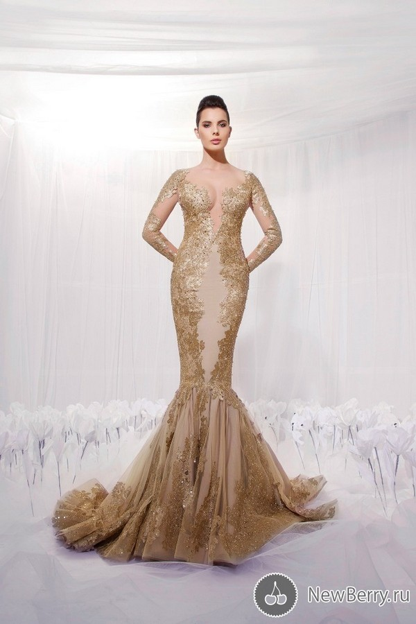 Tarek Sinno Haute Couture Spring-Summer 2014 Collection-3