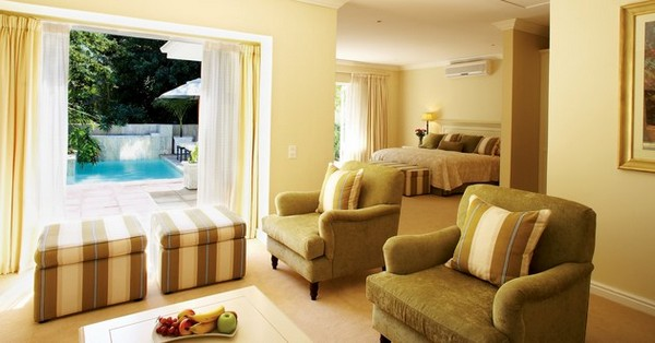 The Last Word Constantia Boutique Hotel in Cape Town, South Africa photo 5 - Lounge