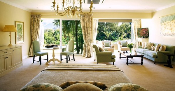 The Last Word Constantia Boutique Hotel in Cape Town, South Africa photo 6 - Lounge