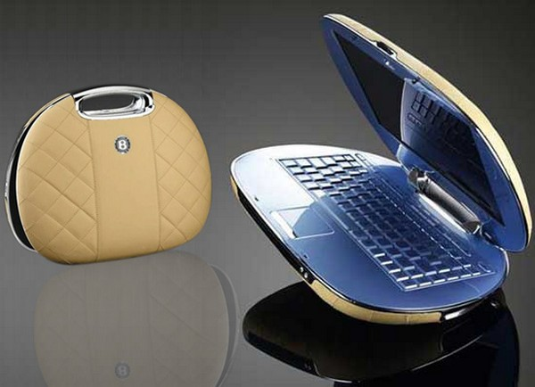 The Most Expensive Laptops in the World photo 3 - Ego for Bentley laptop