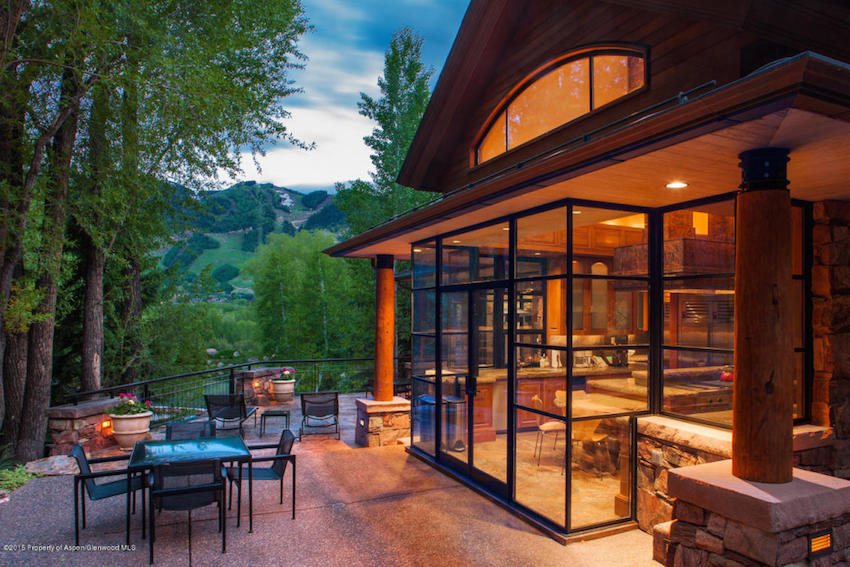 The Pond House - Ultra Luxurious .75 Million Mansion in Aspen, Colorado 11