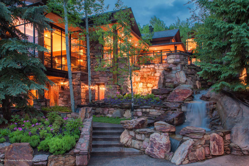 The Pond House - Ultra Luxurious .75 Million Mansion in Aspen, Colorado 13