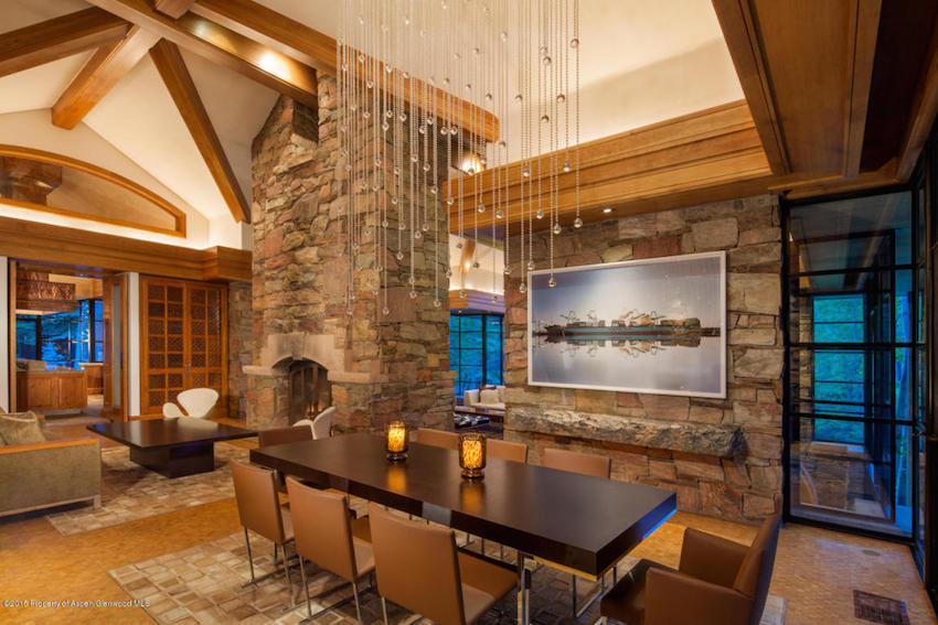 The Pond House - Ultra Luxurious .75 Million Mansion in Aspen, Colorado 25