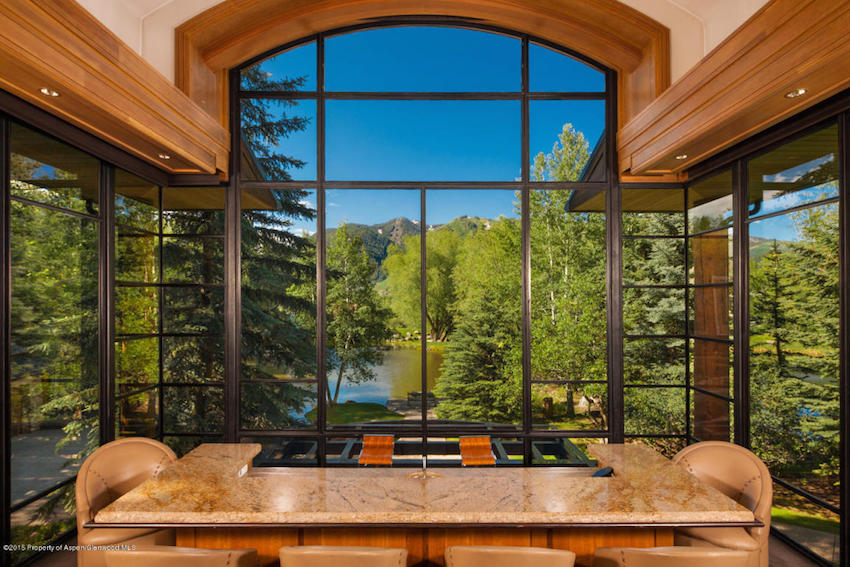 The Pond House - Ultra Luxurious .75 Million Mansion in Aspen, Colorado 28