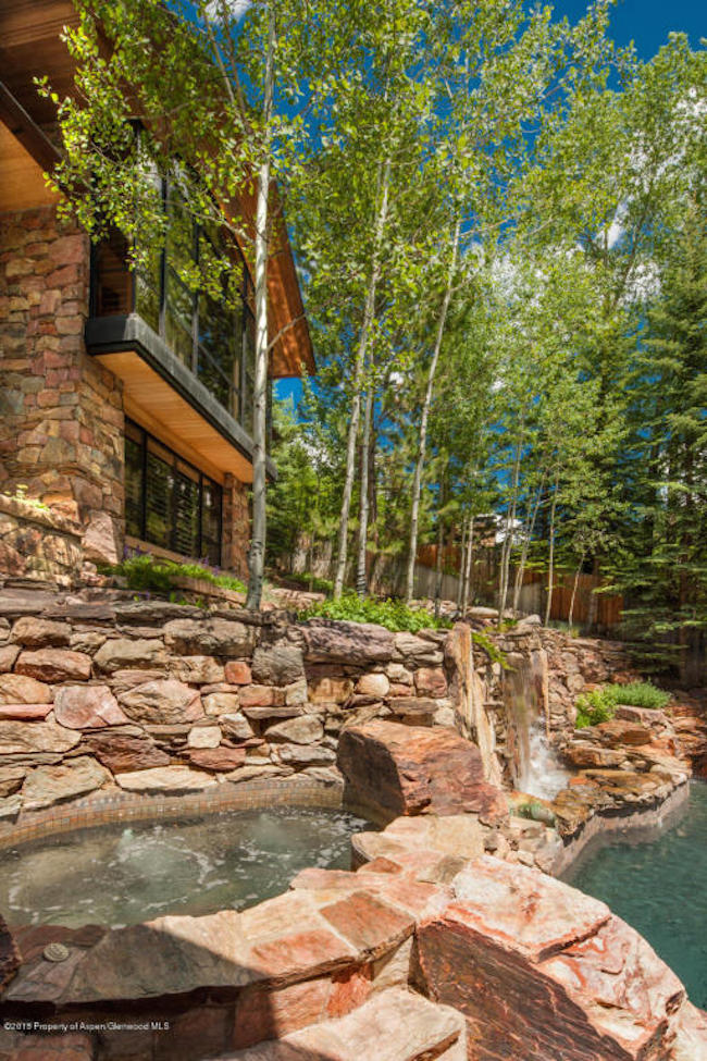 The Pond House - Ultra Luxurious .75 Million Mansion in Aspen, Colorado 6