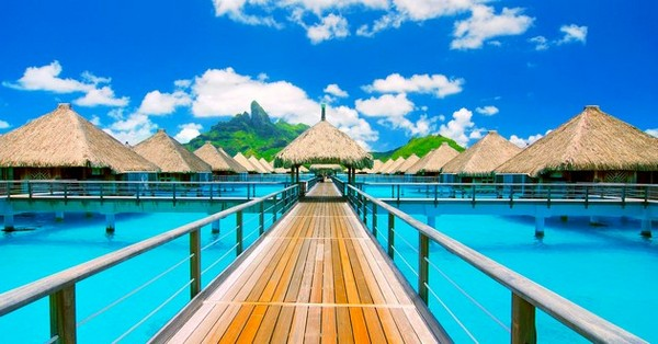 The St. Regis Bora Bora Resort - Bora Bora, French Polynesia photo 1