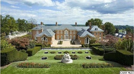 Top 20 Most Expensive Homes In The World Albemarle House