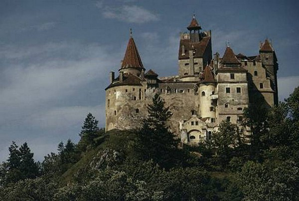 Top 20 Most Expensive Homes In The World - Dracula's Castle, Romania - 5 million