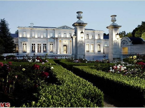 Top 20 Most Expensive Homes In The World - Fleur De Lys, Beverly Hills CA