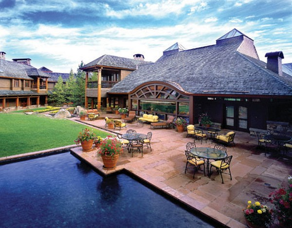 Top 20 Most Expensive Homes In The World - Hala Ranch, Aspen, Colorado