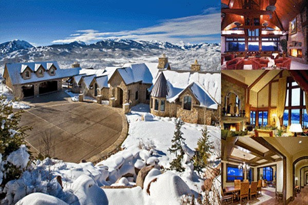 Top 20 most expensive homes in the world luxury pictures for Most expensive homes in colorado