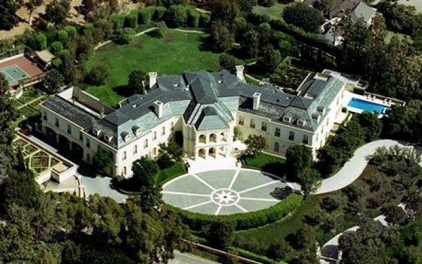 Top 20 Most Expensive Homes In The World - The Manor, Beverly Hills, Los Angeles