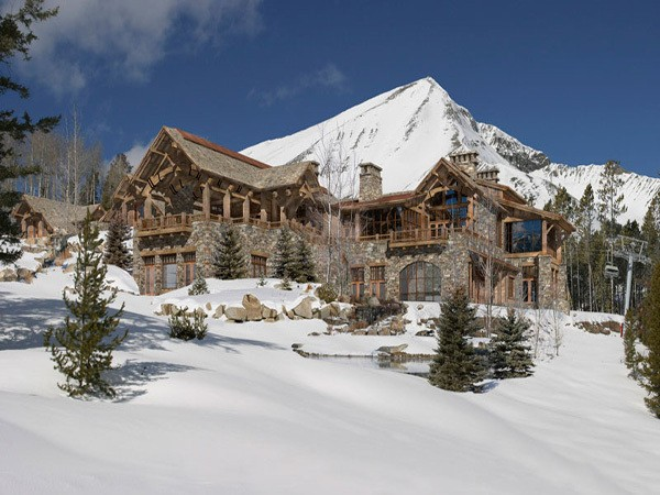 Top 20 Most Expensive Homes In The World - The Pinnacle in Montana