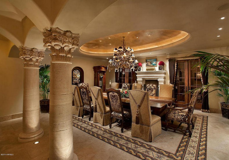 Ultra Luxurious Mansion In The Arizona Desert Is Selling