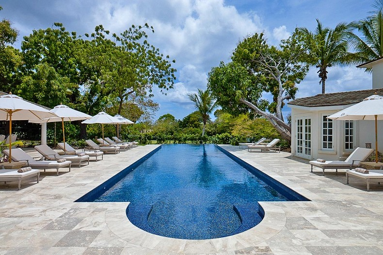 Villa Casablanca in Sandy Lane, Barbados photo 1