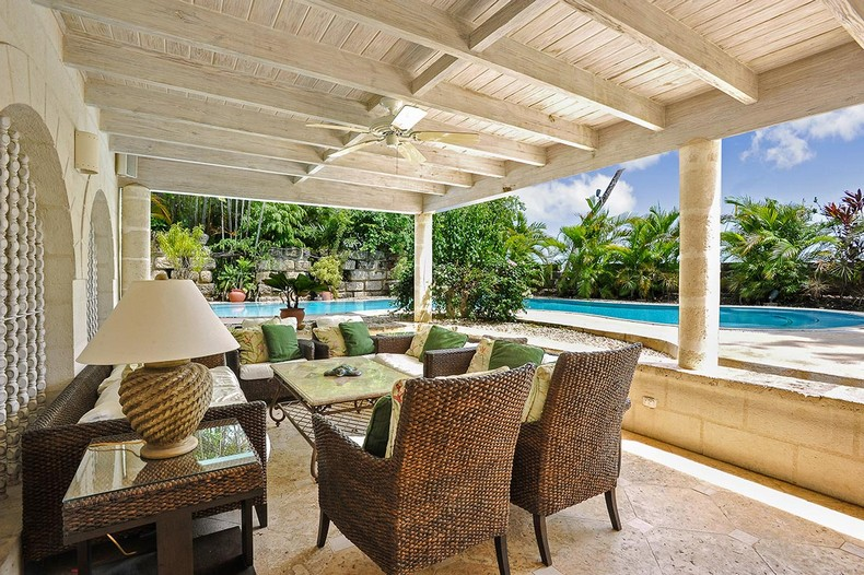 Villa Landfall in Sandy Lane, Barbados photo 7