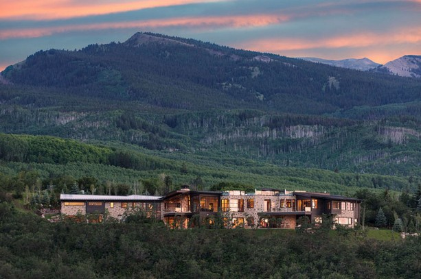 West Buttermilk Estate - Luxurious mansion with magnificent views of the mountains in Aspen, Colorado 2