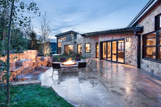 West Buttermilk Estate - Luxurious mansion with magnificent views of the mountains in Aspen, Colorado 37