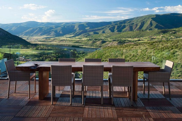 West Buttermilk Estate - Luxurious mansion with magnificent views of the mountains in Aspen, Colorado 5