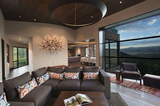 West Buttermilk Estate - Luxurious mansion with magnificent views of the mountains in Aspen, Colorado 6