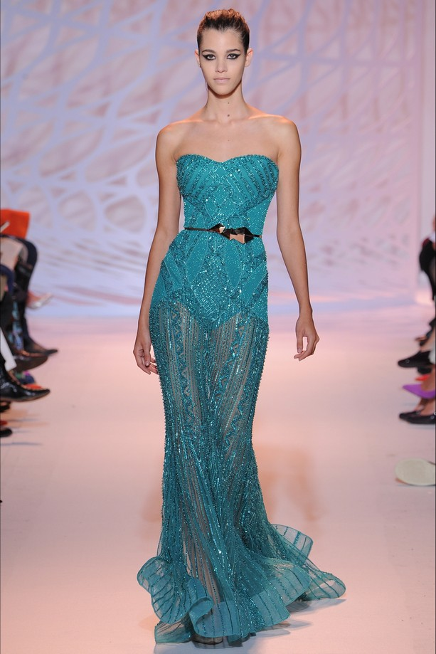 Zuhair Murad Haute Couture FW 2014-2015 Collection 27