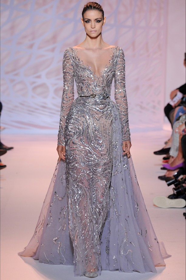 Zuhair Murad Haute Couture FW 2014-2015 Collection 35