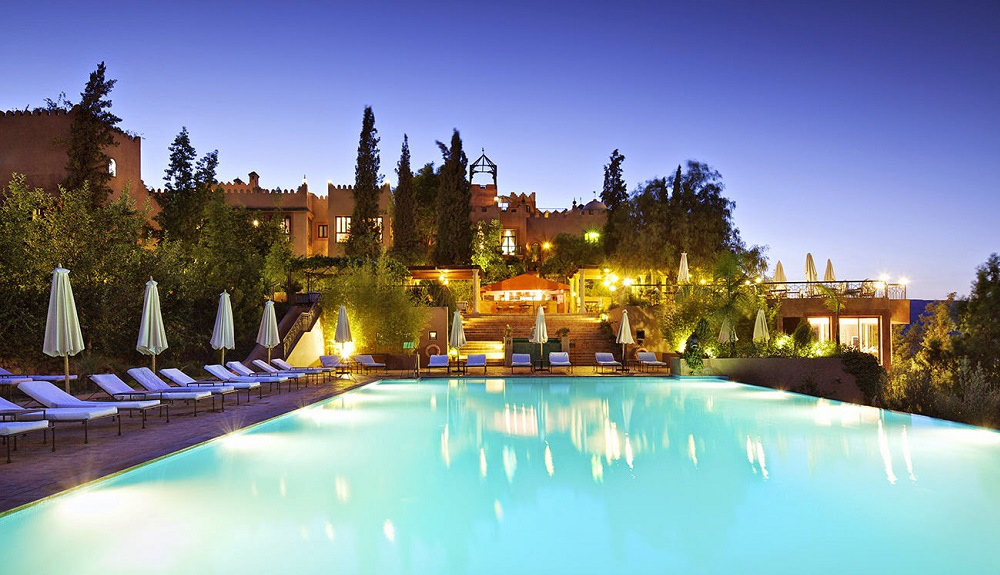 Kasbah Tamadot: Exclusive Luxury Resort in Marrakech, Morocco