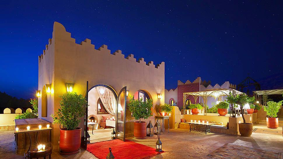 Kasbah Tamadot Richard Branson S Exclusive Luxury Resort