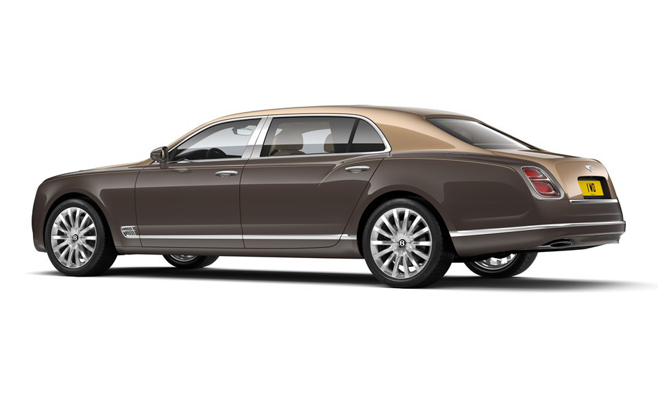 Luxury Cars - Bentley Mulsanne First Edition 3