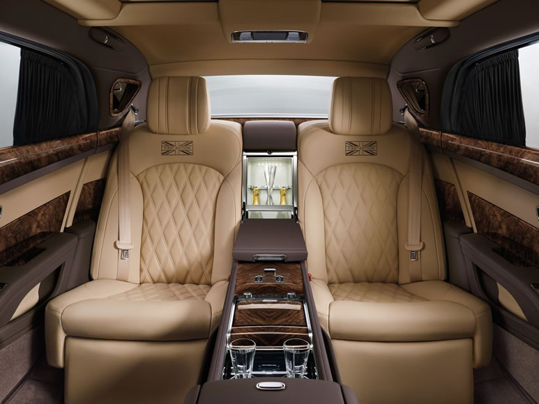 Luxury Cars - Bentley Mulsanne First Edition 4