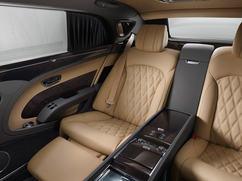 Luxury Cars - Bentley Mulsanne First Edition 5