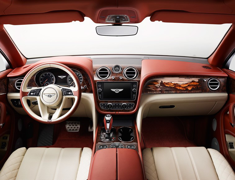 Luxury Cars - Bentley Mulsanne First Edition 6